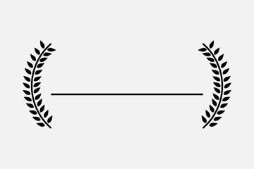 cinema movie festival logo official selection vector