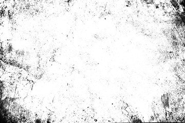 Fototapeta Abstract texture dirty and scratches frame. Dust particle and dust grain texture or dirt overlay use effect for frame with space for your text or image and vintage grunge style. obraz