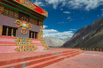 Maitreya Buddha, Nubra Valley, Ladakh, India