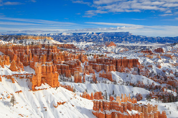 Bryce Canyon Amphitheater From Sunset Point