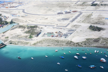 Aerial view of Hulhumale