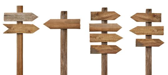 wood wooden sign arrow board plank signpost Fototapete
