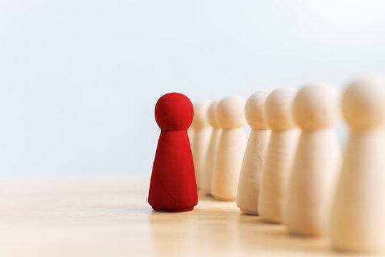 Human resource, Talent management, Recruitment employee, Successful business team leader concept