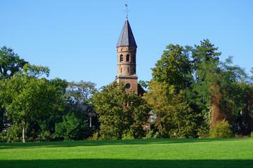 Evangelical Church in Lorsch, Hessen, Germany
