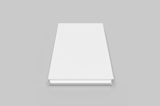 3D Rendering of Book or Notebook Mock Up Template