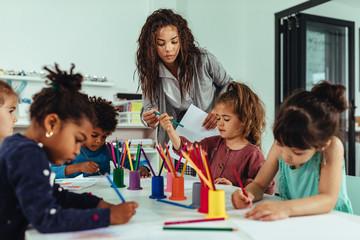 Childhood learning-the fun way