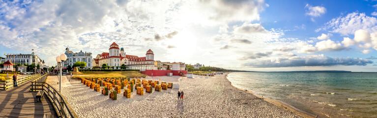 Binz, Insel Rügen, Deutschland