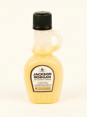 Bottle of Jackson Morgan Whipped Orange Cream