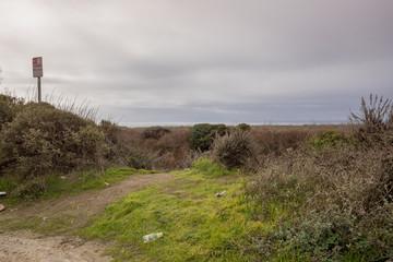 California Coastline - Winter landscapes