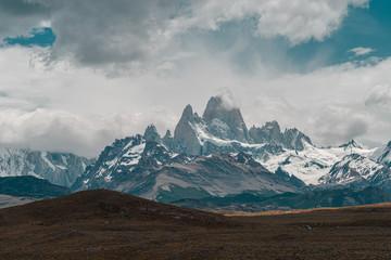 Fotobehang Alpen El Chaoten