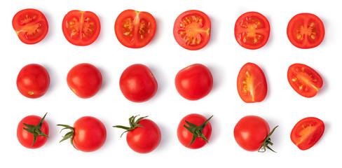 Fototapeta Fresh cherry tomatoes obraz