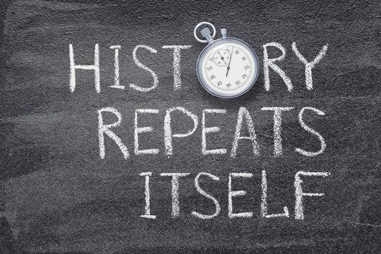 history repeats watch