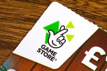 Game Store Scratchcard