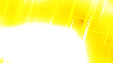 Wall Mural - Abstract Yellow and White Futuristic Stripe Background