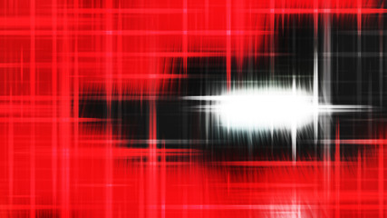 Wall Mural - Futuristic Glowing Red Black and White Light Lines Stripes Background