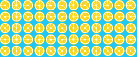Fototapeta Tło pastelowe cytryny