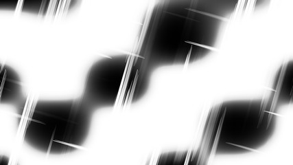 Wall Mural - Abstract Black and White Futuristic Stripe Background Graphic