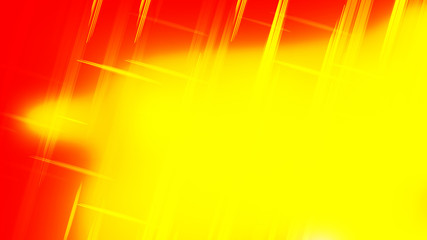 Wall Mural - Abstract Red and Yellow Futuristic Stripe Background