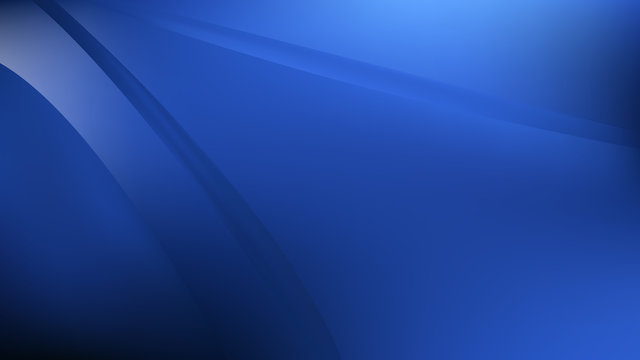 Dark Blue Abstract Graphic Background