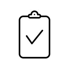 Fototapeta checklist