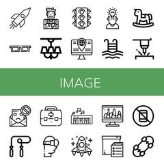 image icon set