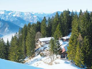 Winterwandern in Bayern (Fischbachau - Breitenstein)
