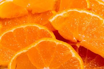 ビタミンが豊富なオレンジの写真