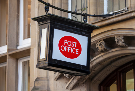 Post Office in the UK