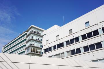 病院 建物 Fototapete