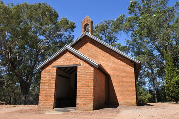 All Saints Church in Henley Brook Swan valley Perth Western Australia