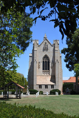 The Chapel of St. Mary and St. George Guildford Perth Western Australia