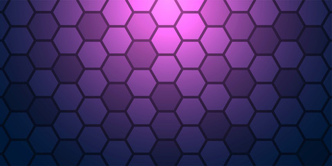 sfondo, pixel, digitale, informatica, esagoni
