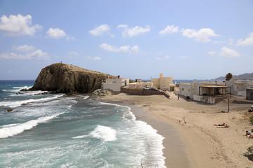 Papier Peint - playa almería isleta del moro mediterráneo 4M0A6557-as20