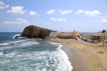 Papier Peint - playa almería isleta del moro mediterráneo 4M0A6559-as20