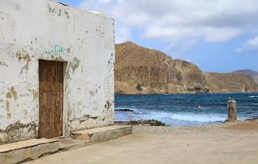 Papier Peint - playa almería isleta del moro mediterráneo 4M0A6574-as20