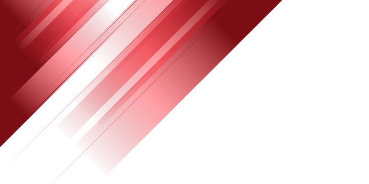 Minimalist red maroon and white gradient abstract background vector design for banner, presentation, corporate cover template and much more