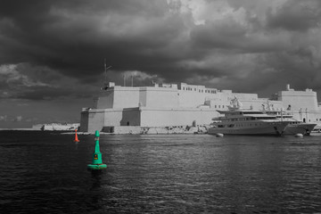 Fort Sant Angelo in Malta