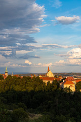 Fotomurales - city of Znojmo, Czech Republic