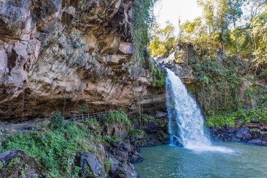 cascada blanca waterfall Matagalpa Nicaragua