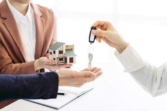 住宅 契約