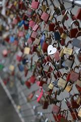 Fototapeta Liebesbrücke Salzburg