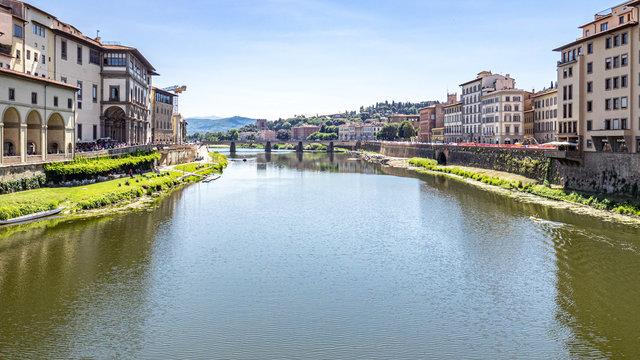 Ponte Santa Trinita bridge