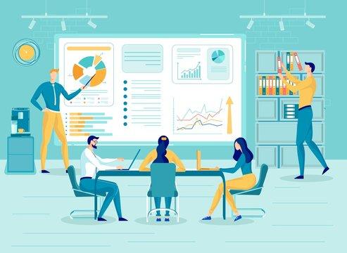 Marketing Analysis Company Division Presentation.