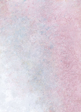 Light pink and light blue marble design