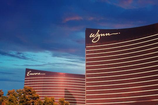 Wynn and Encore in Las Vegas