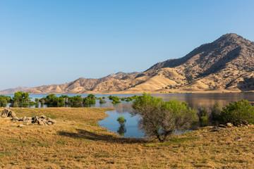 Lake Kaweah in California
