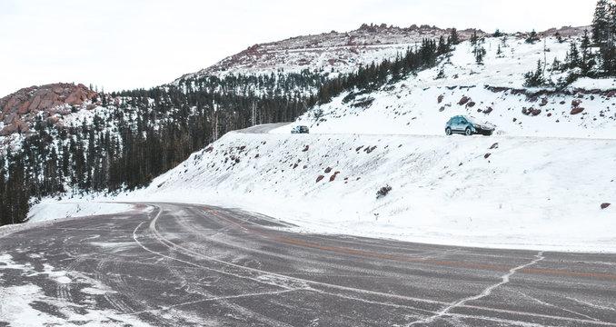 Pikes Peak Roadway