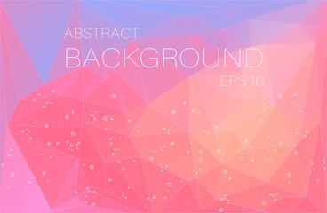 Flat simple abstract gradient background for web design