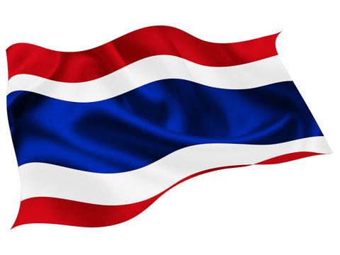 タイ  国旗 世界 アイコン