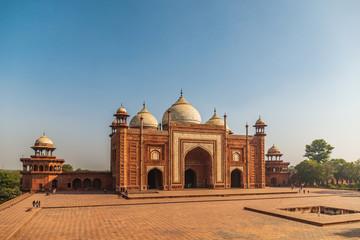 Taj Maha Kau Ban Mosque, Taj Complex in Agra, India